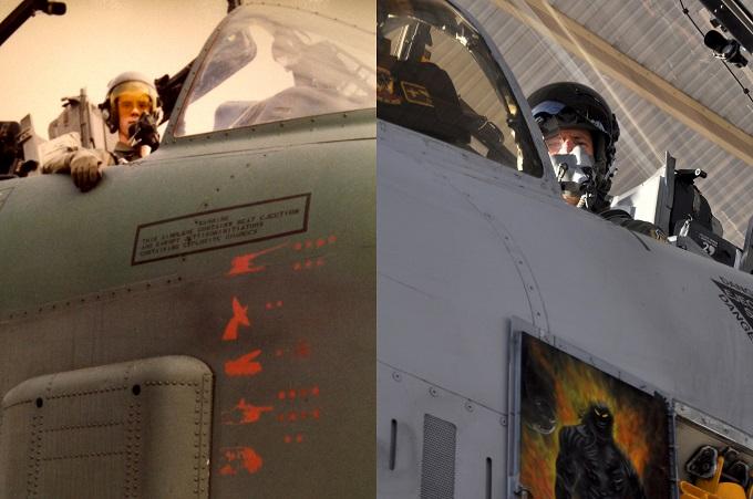Whiteman pilot logs 6000 A-10 hours