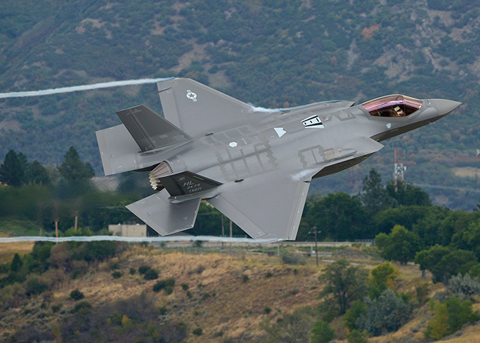 AF names Whiteman AFB as a candidate site for F-35A